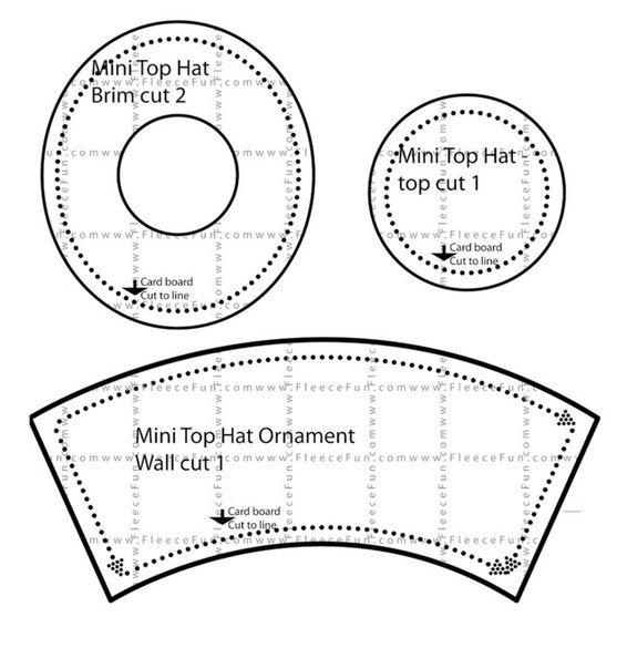 Как сшить шляпку из ткани своими руками 49