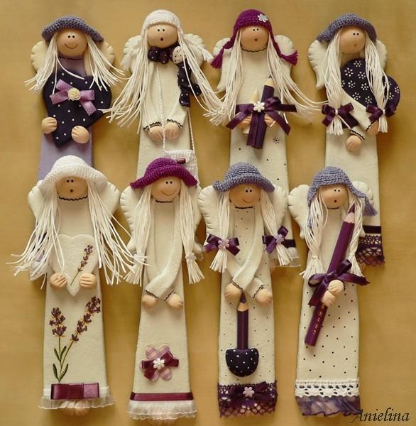 Поделки куклы в домашних условиях
