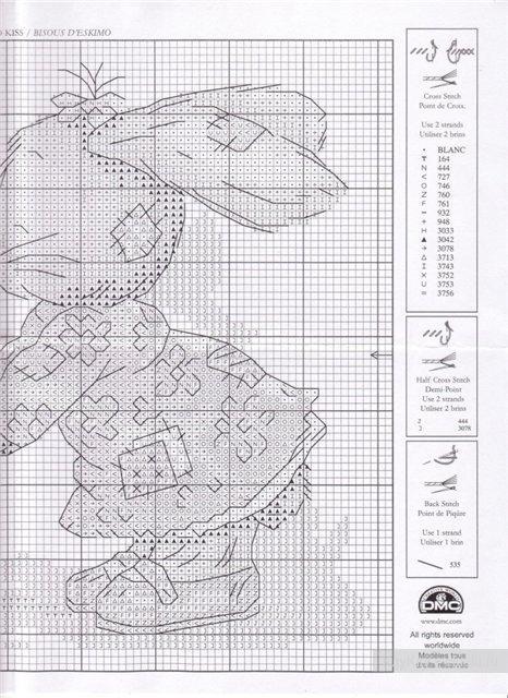 Бесплатные схемы вышивок dmc