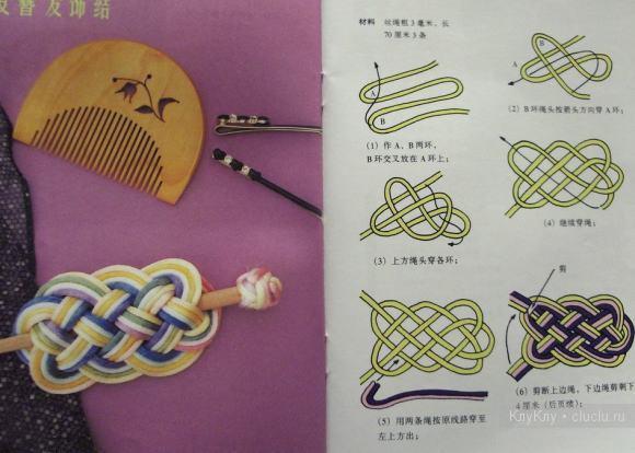 Плетение макраме своими руками