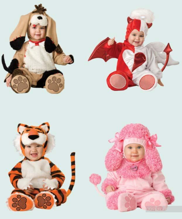 Детские новогодние костюмы как их сшить