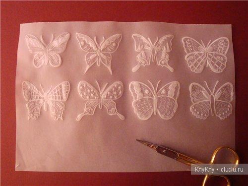Поделки из прозрачной бумаги