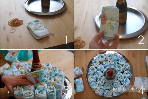 Оригинальный торт своими руками торт