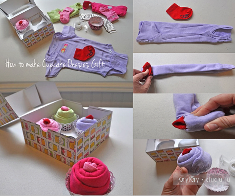 Идеи для подарков малышам 423