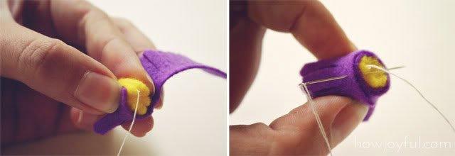 Ромашки. Цветы своими руками из ткани