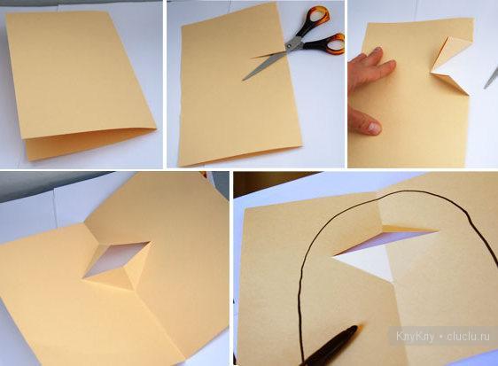 Лучшие поделки из бумаги и картона своими руками