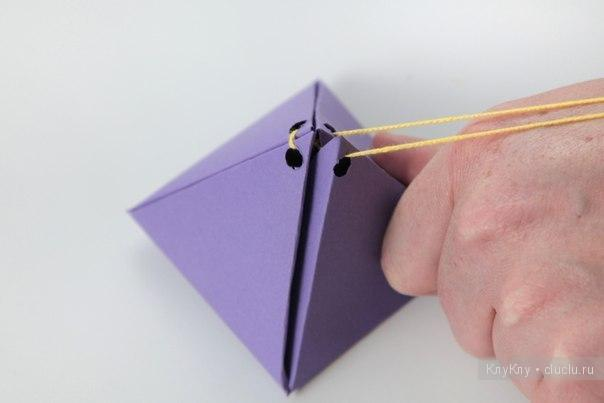 Своими руками маленькую пирамидку