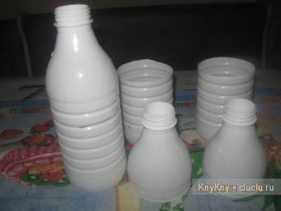 Сувенир своими руками из бутылки