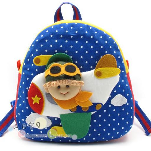 Пошить детский рюкзак своими руками
