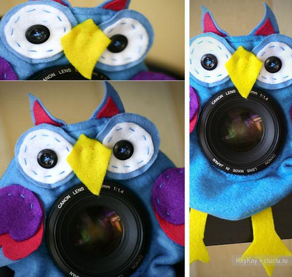Игрушка для фотоаппарата. Мастеркласс
