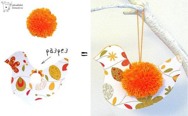 Сделать крылья птицы своими руками из бумаги