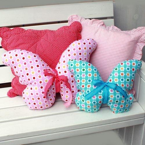 Декоративные подушки своими руками фото детские