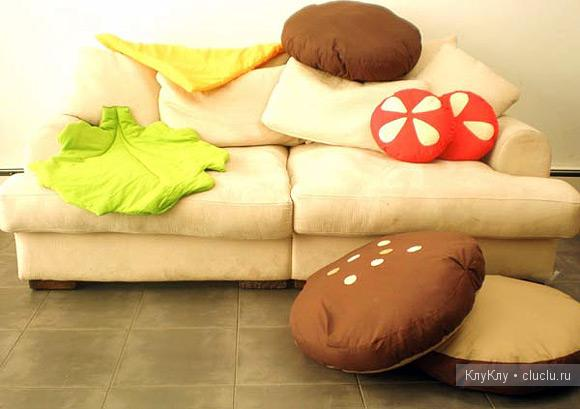 самодельная подушка для шейного остеохондроза