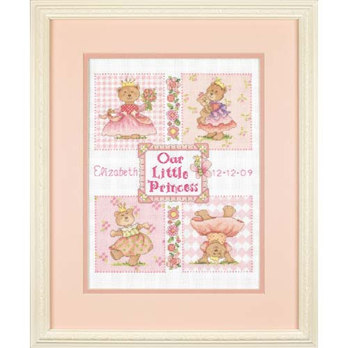 DMS-73425 Baby Princess Birth Record