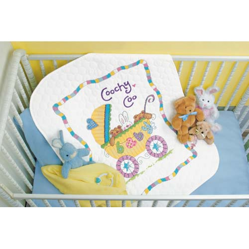 DMS-73510 Darling Baby Quilt