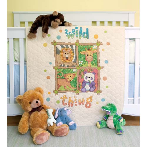 DMS-73249 Wild Thing Quilt