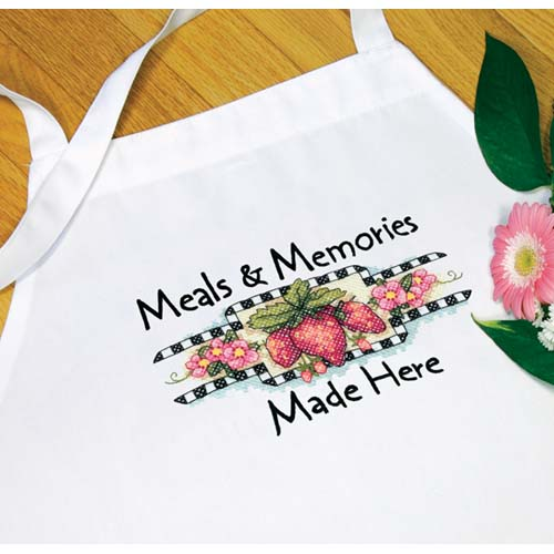 DMS-73518 Meals & Memories Apron