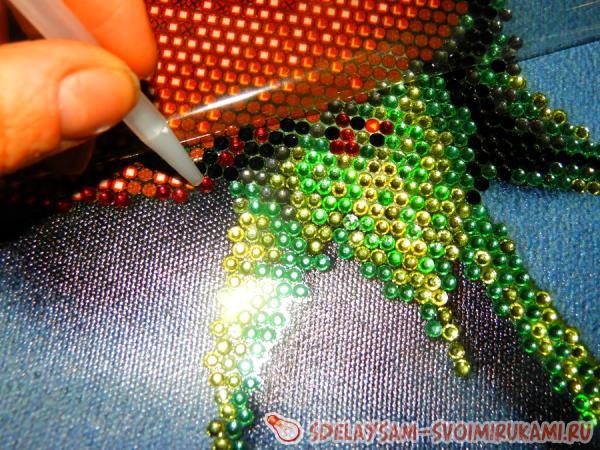 Лазерная мозаика рукоделие