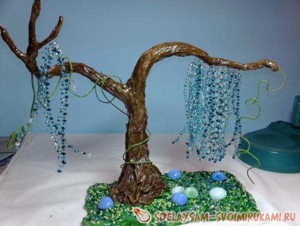 Как сделать сказочное дерево своими руками 40