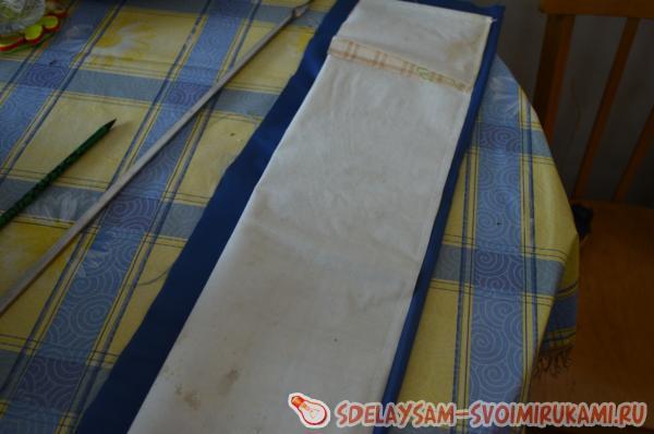 Чехол для шампуров из старых джинсов своими руками 44