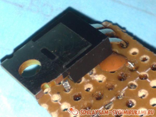 Поделки из микросхемы 555 76