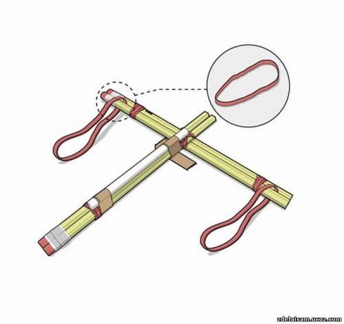 Инструкция: как изготовить лук своими руками (fb2) КулЛиб